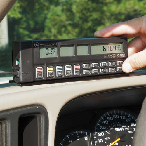 Nitestar DMI Vehicle Distance Measurer with RS-232 Interface