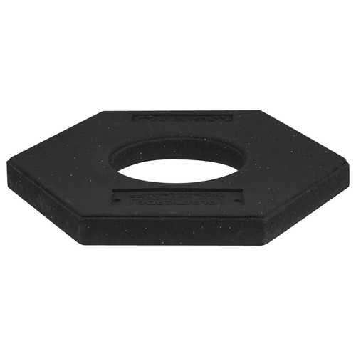 "16 lb. Rubber Base for 48"" Navicade Traffic Channelizing Cone"