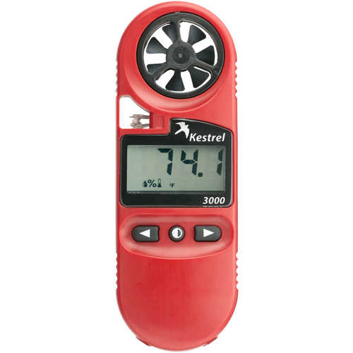 Kestrel 3000 Pocket Weather Station