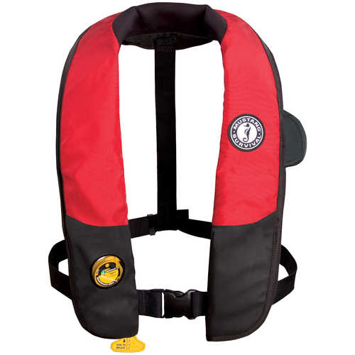 Mustang Survival Inflatable PFD with HIT