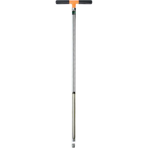 "AMS Soil Probe with 13"" Window and Replaceable Tip, 1"" x 33"""