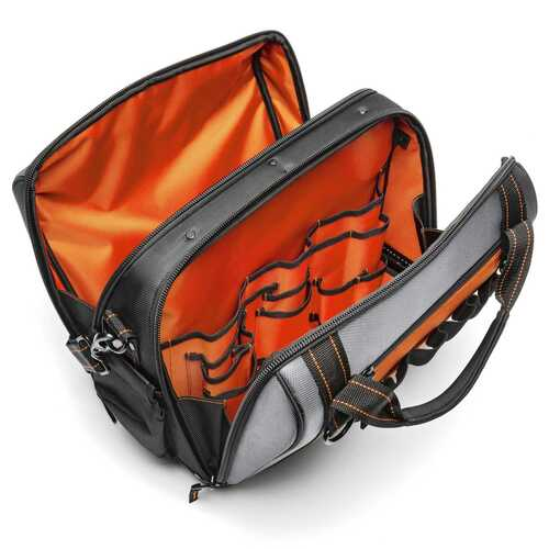 Crescent® 14˝ Tradesman Closed Top Tool Bag