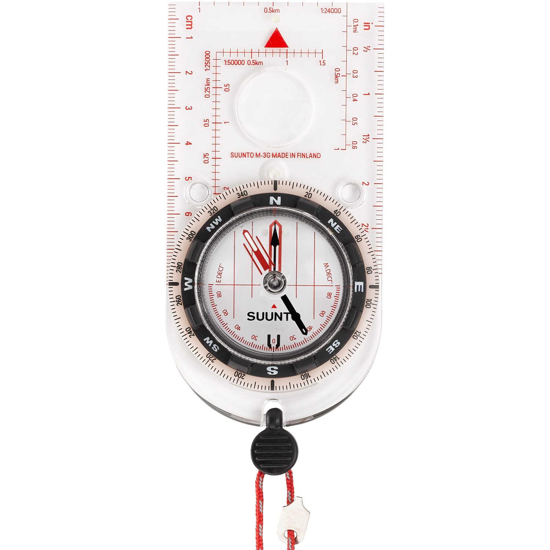 Suunto M-3 G socle Compas Avec Built-in Clinomètre mondiale et aiguille