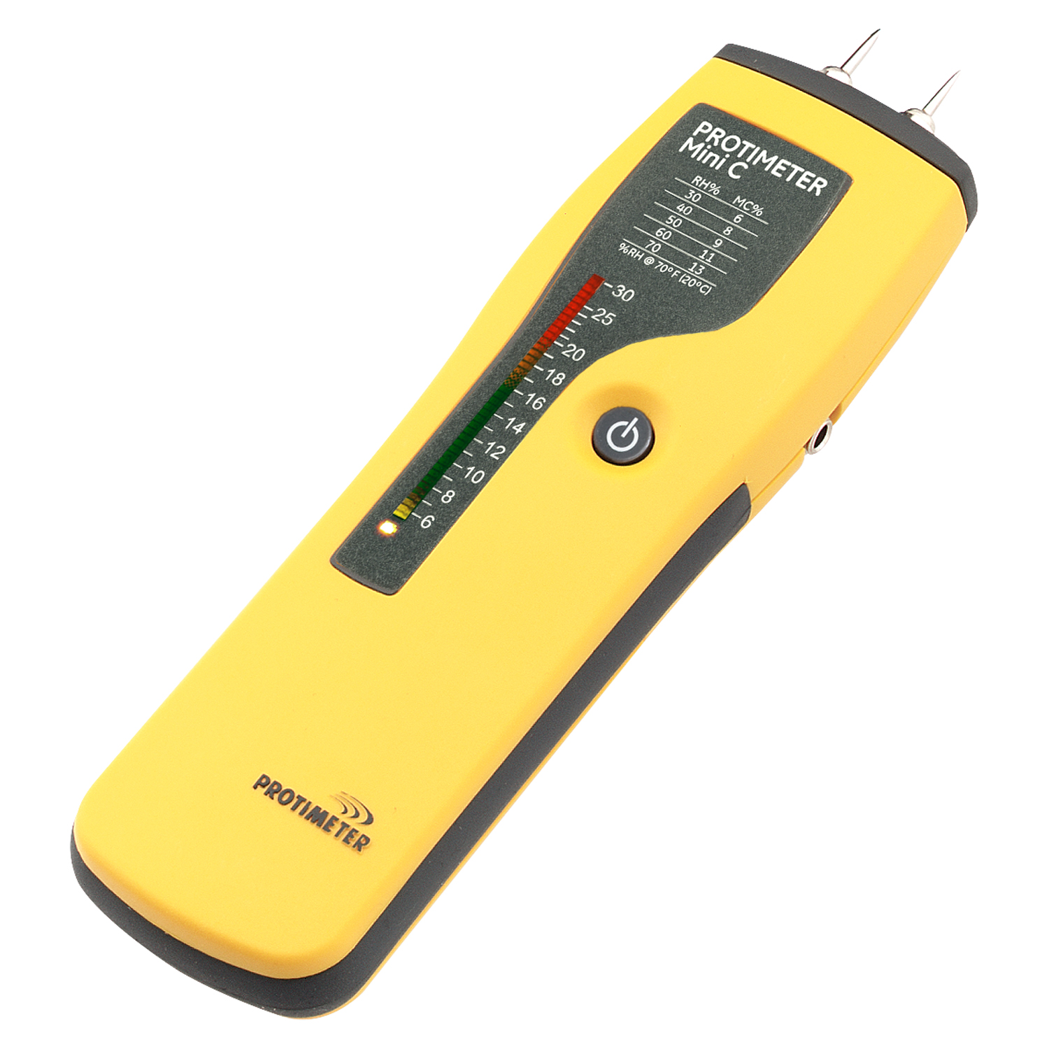 Protimeter mini c wood moisture meter forestry suppliers for Wood floor moisture meter