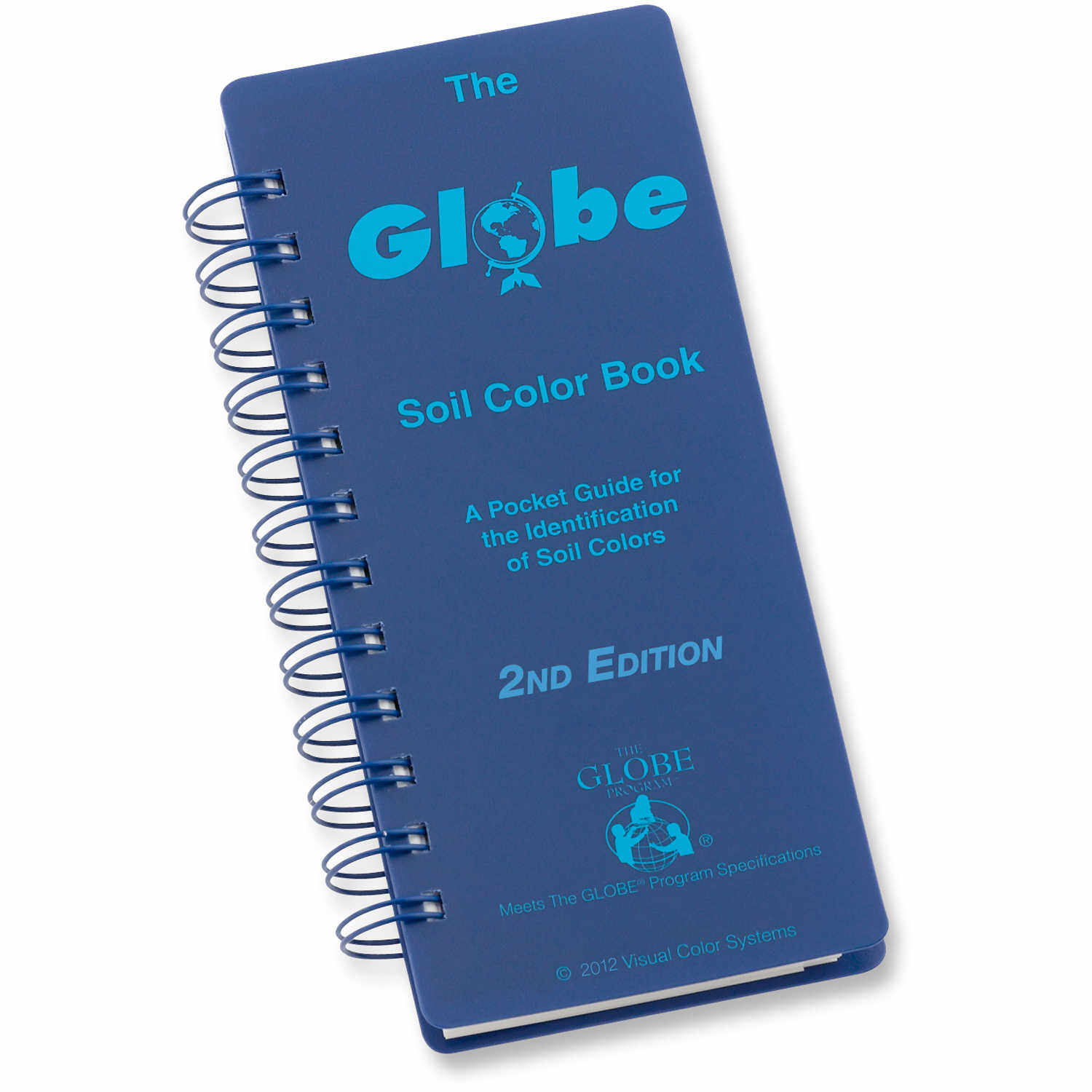 The Globe Soil Color Book | Forestry Suppliers, Inc.