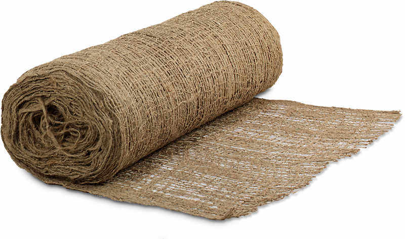 Jute Mesh Erosion Control Forestry Suppliers Inc