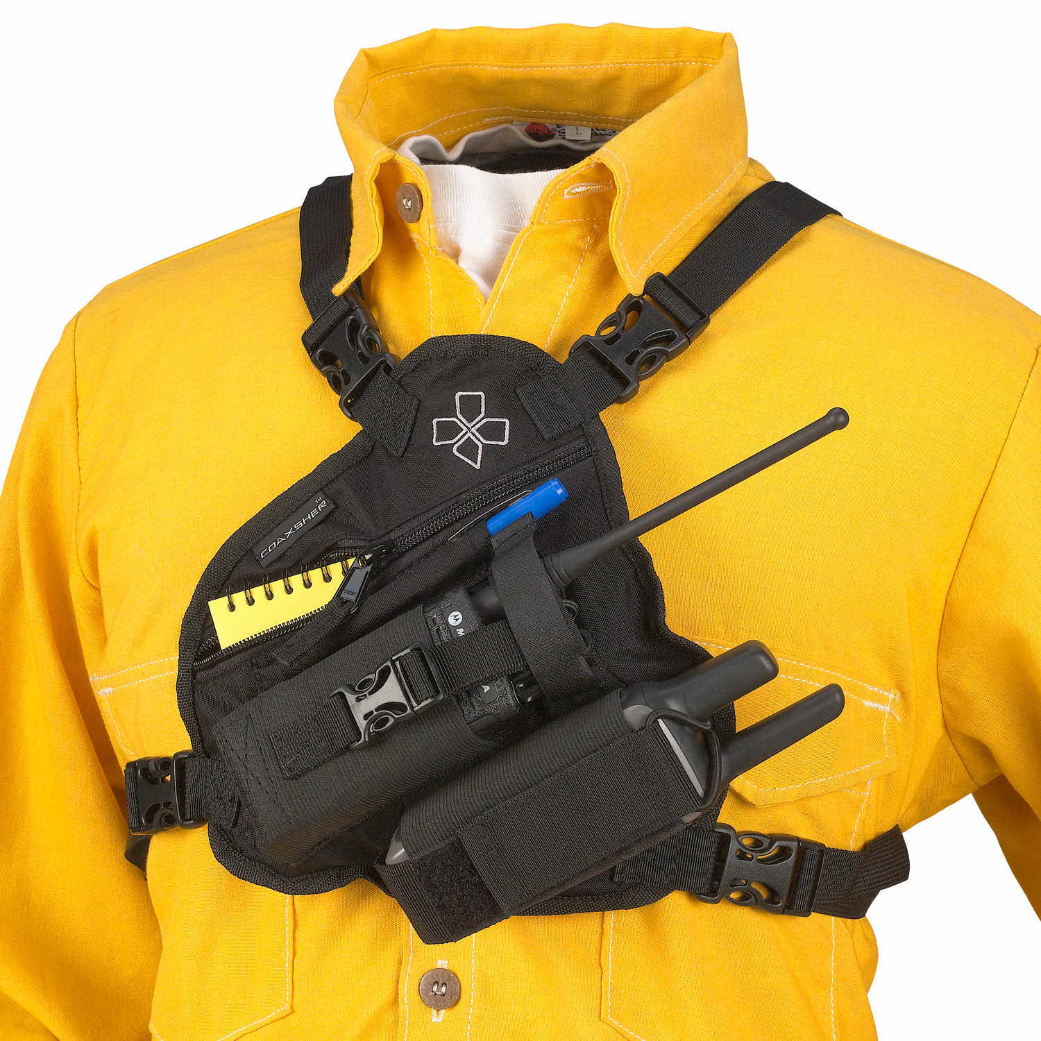 coaxsher rp 1 scout radio chest harness 40232062391 ebay TPS Sensor Harness coaxsher rp 1 scout radio chest harness