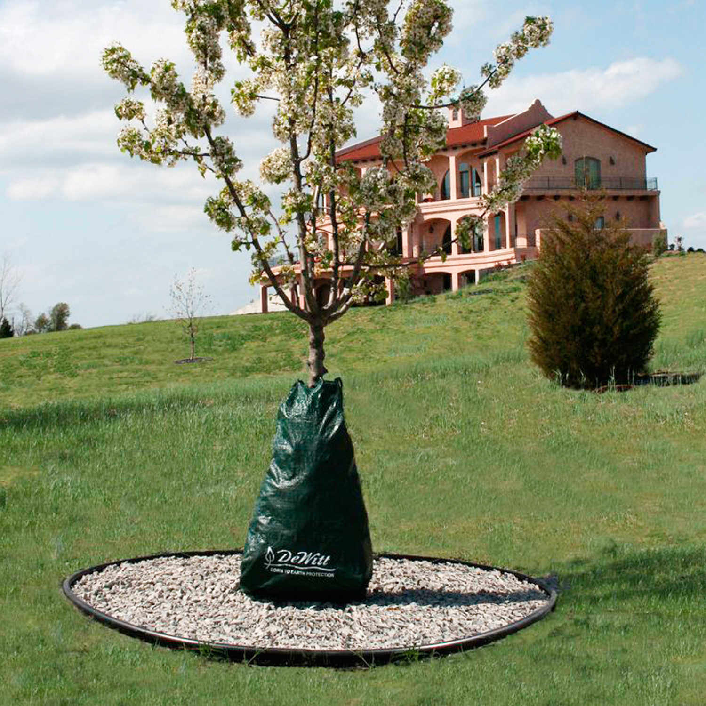 Dewitt Dew Right Tree Watering Bag