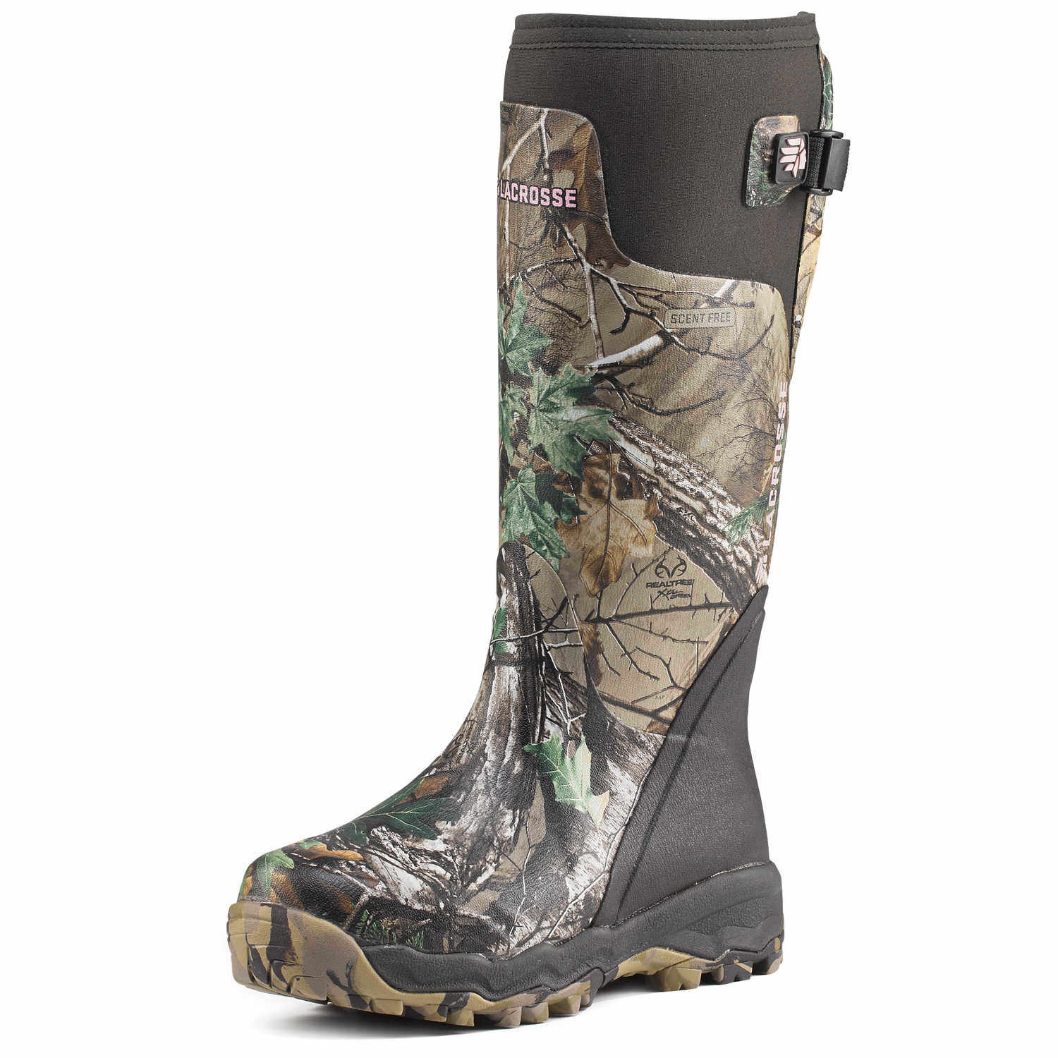 """69f011effda Details about 15"""" Size 6 LaCrosse Women's Alphaburly Pro Realtree Xtra  Green Boots"""