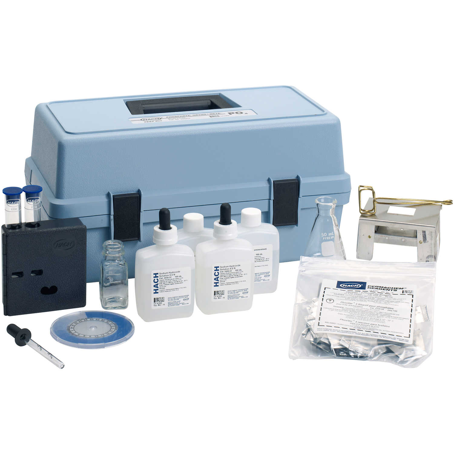 Hach Phosphate Test Kit Forestry Suppliers Inc
