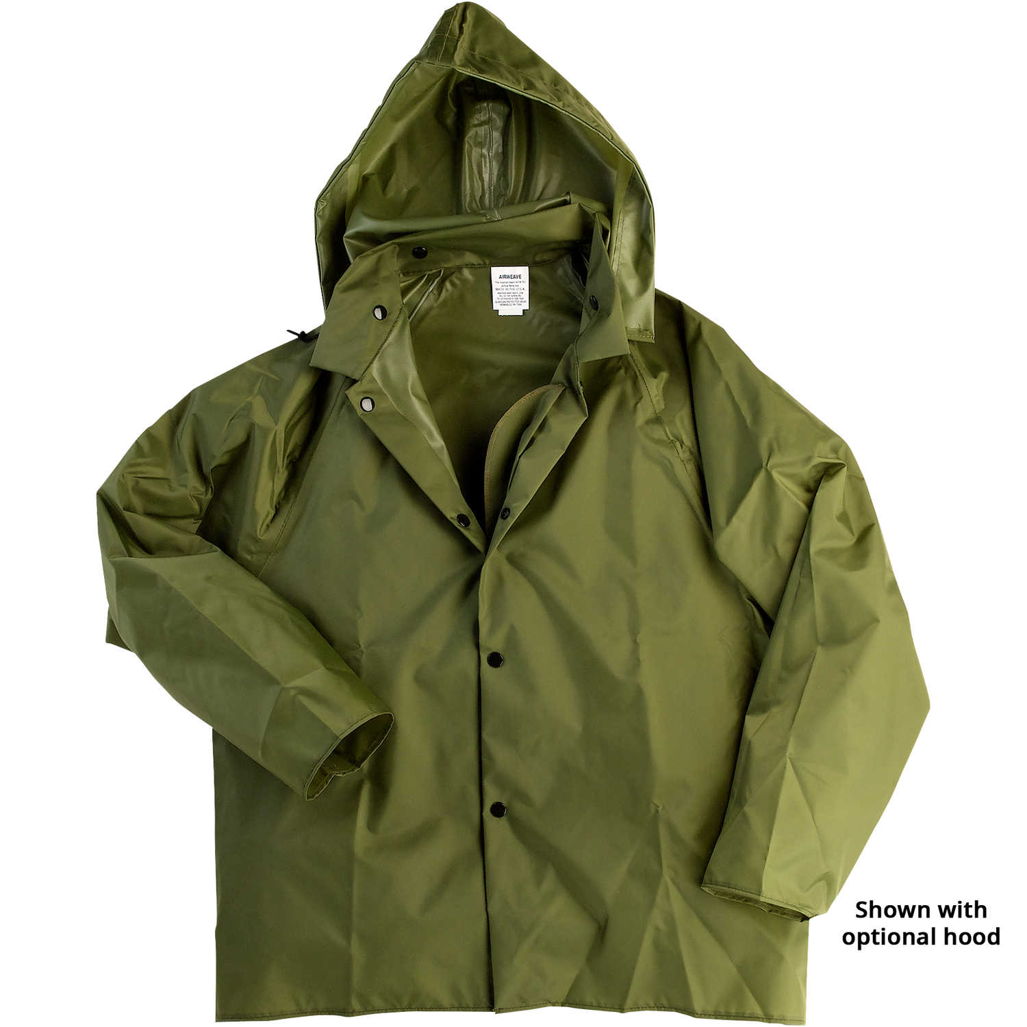 Air Weave Industrial Rain Jacket