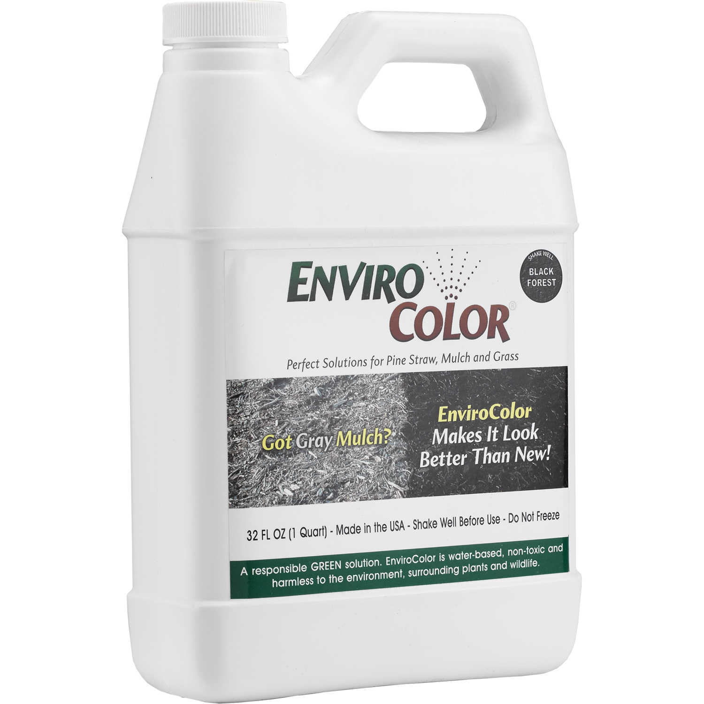 Envirocolor Mulch Colorant Forestry Suppliers Inc