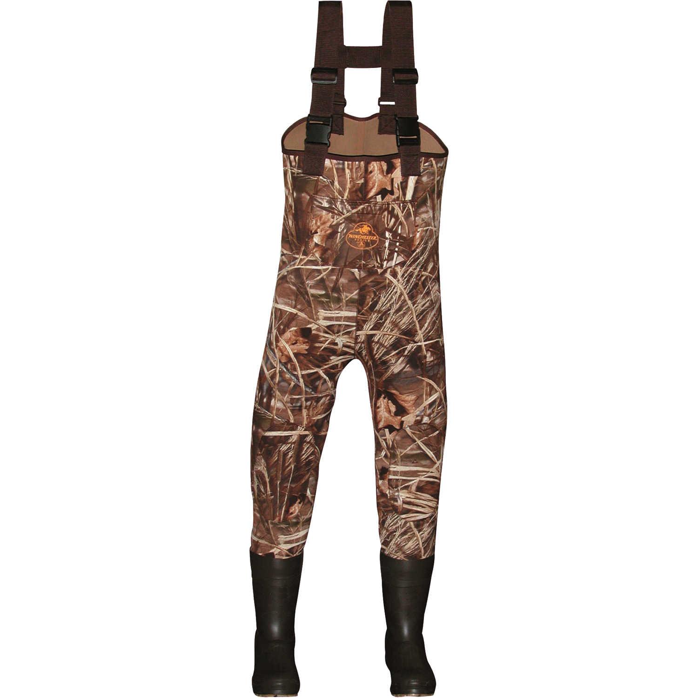Pro Line Pintail Men's Neoprene Chest Waders Regular Size 10