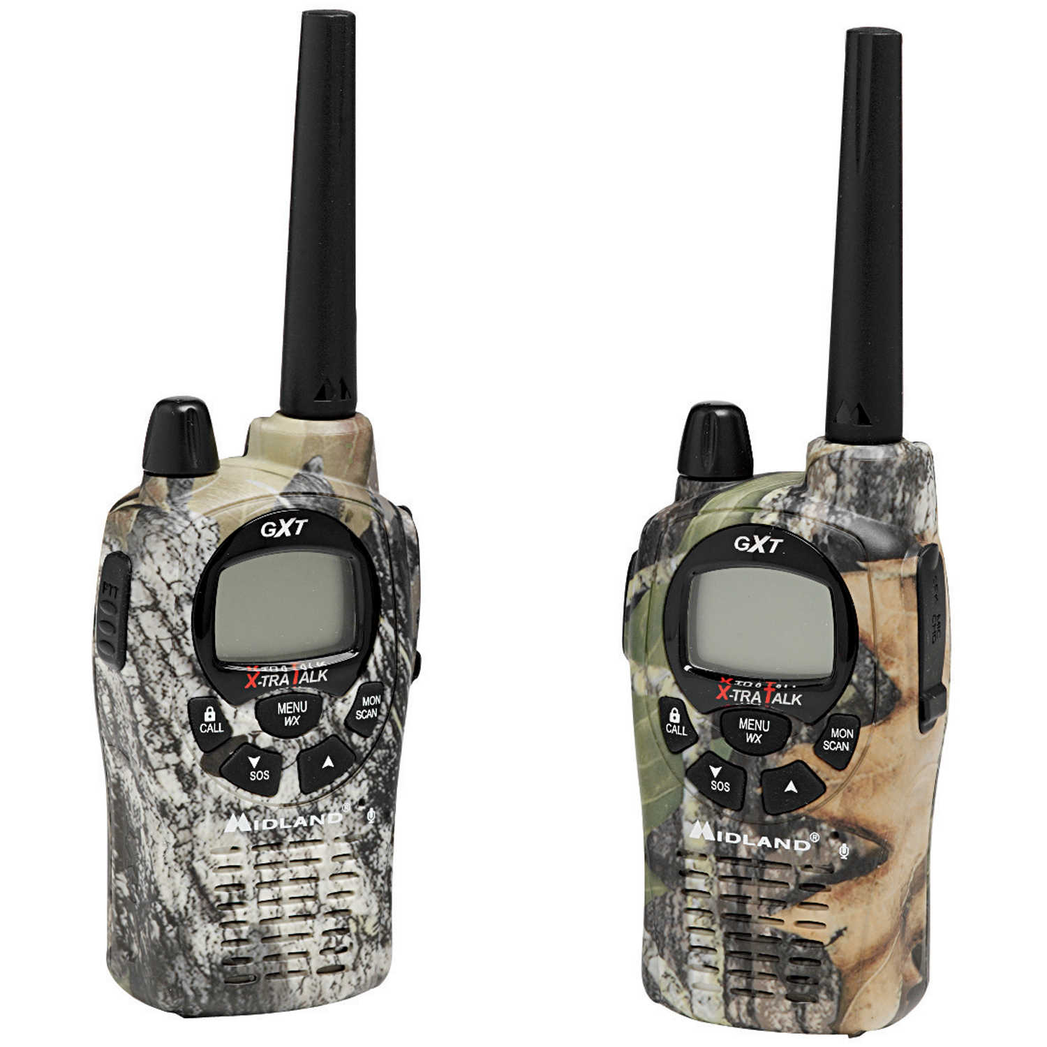 Midland Walkie Talkie >> Midland Gxt1050 Walkie Talkies