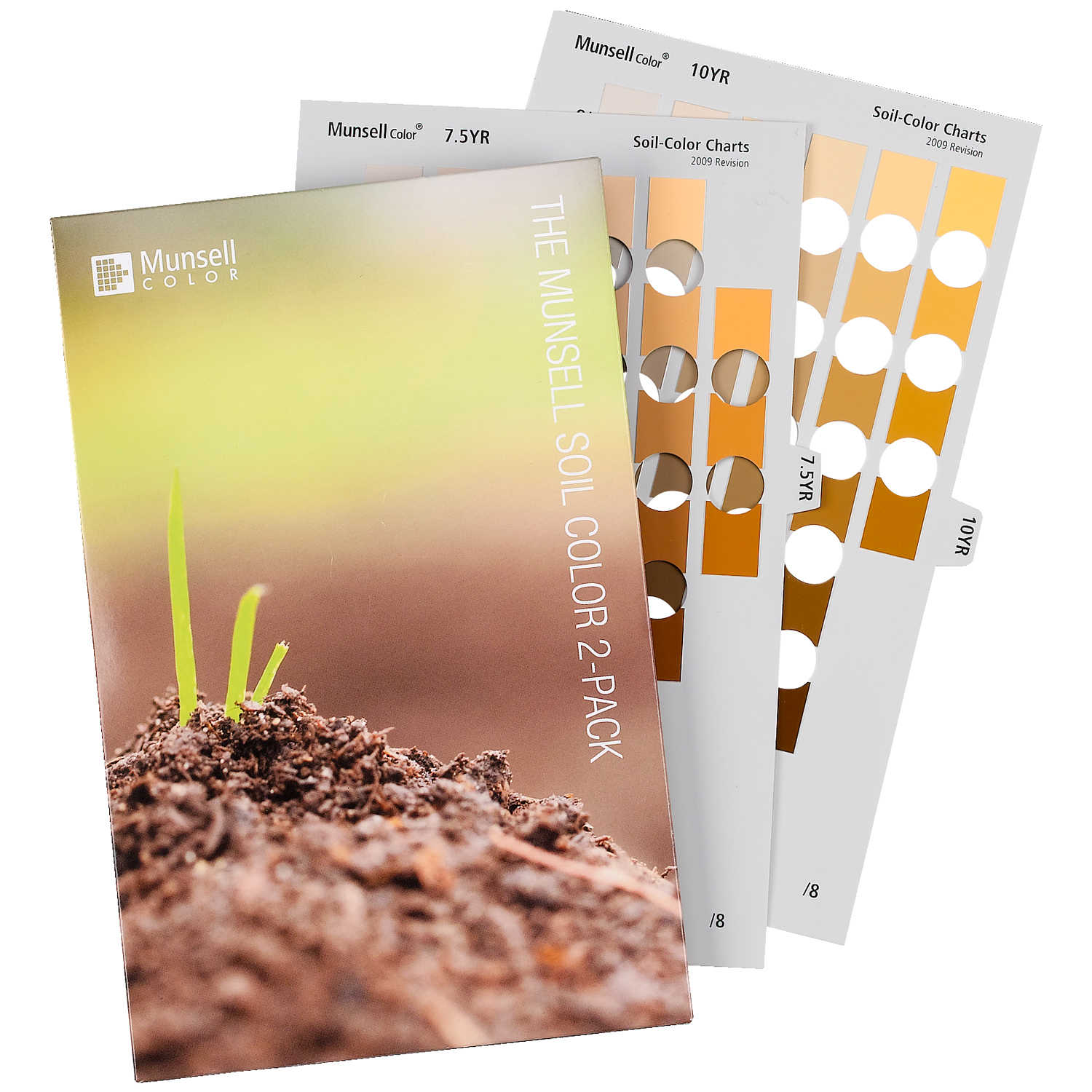 munsell soil color book replacement pages - Munsell Color Book