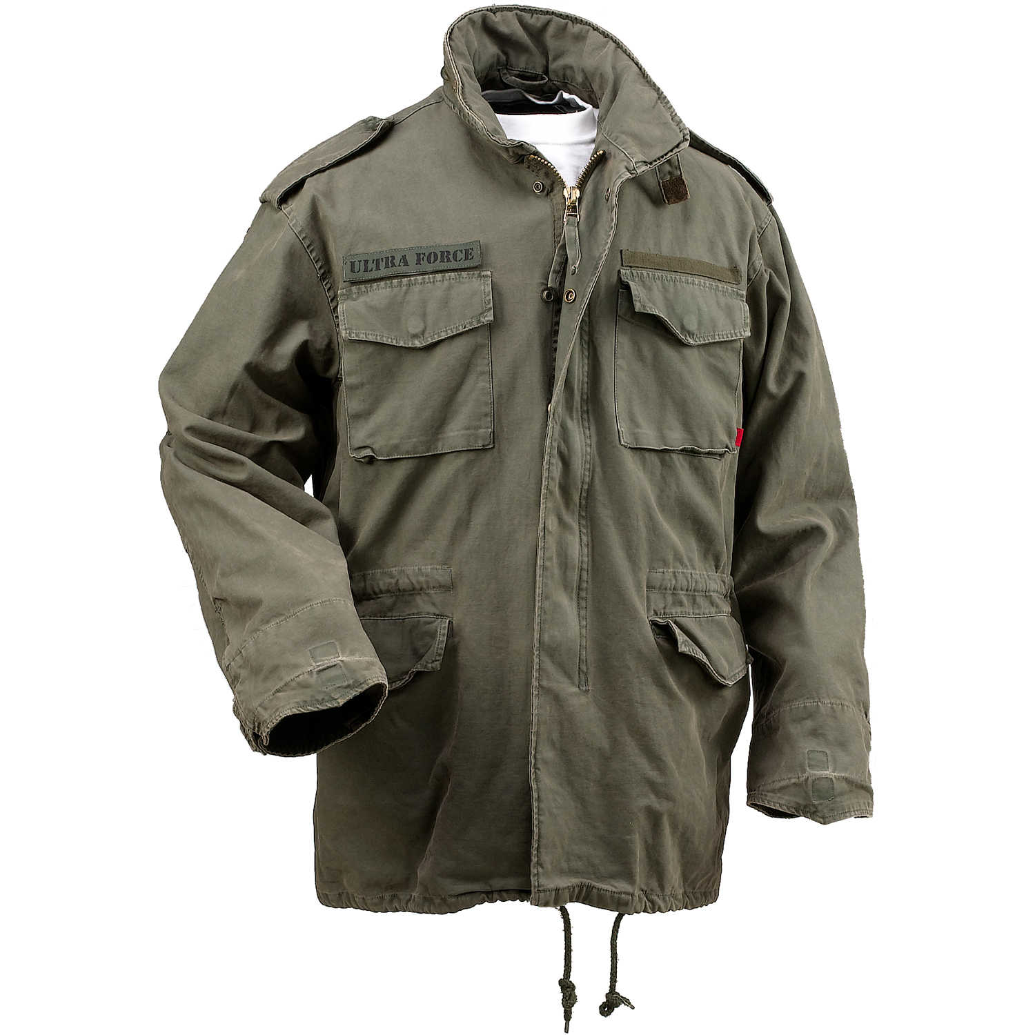 Field jacket olive drab