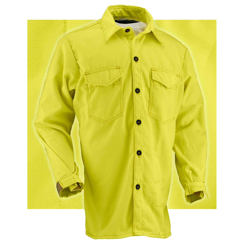 Crew Boss Tecasafe Plus Brush Shirt X-Large