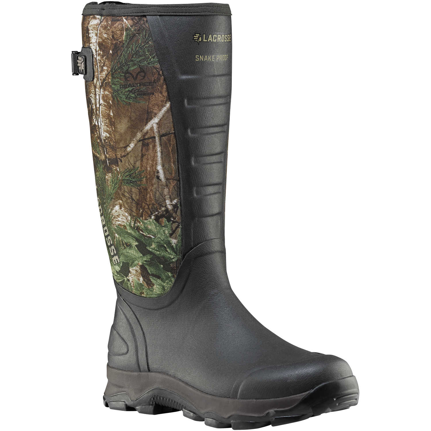 "ccf800b1d6c LaCrosse® 16"" 4X Alpha Realtree Xtra® Green Snake Boots"
