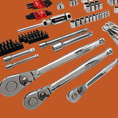 Tools, Truck and ATV Accessories